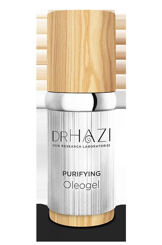 Purifying Oleogel