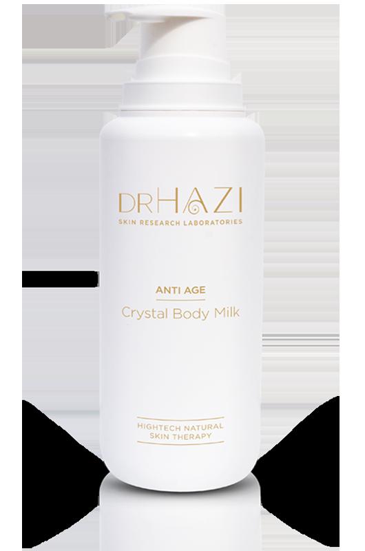 Anti Age Crystal Body Milk